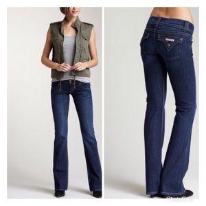 Hudson Flare Jeans in Roxy